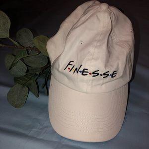 Friends Finesse Baseball Hat